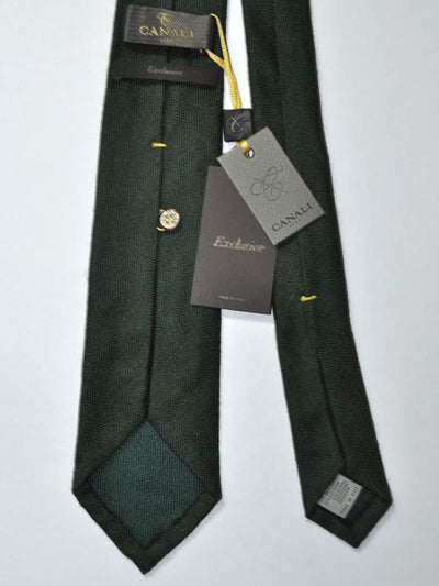Canali Sevenfold Tie Cashmere Silk Exclusive Collection