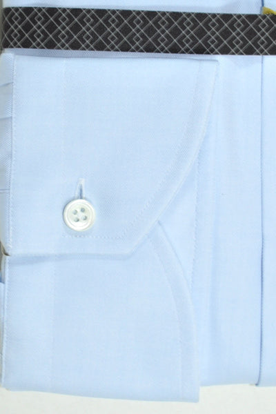 Canali Shirt Light Blue
