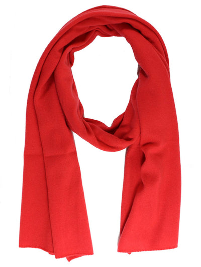 Cruciani Cashmere Scarf Solid Pink FINAL SALE