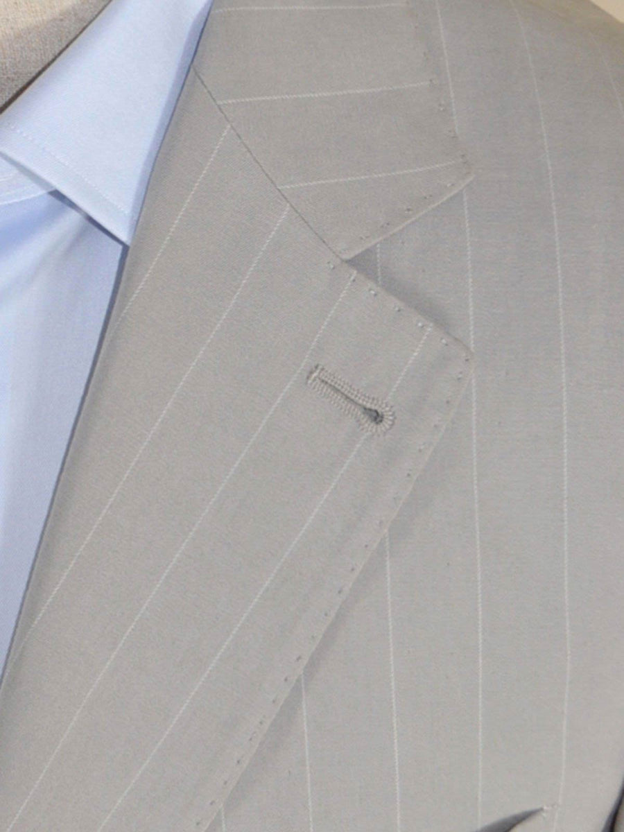 Brunello Cucinelli Sport Coat Gray Stripe