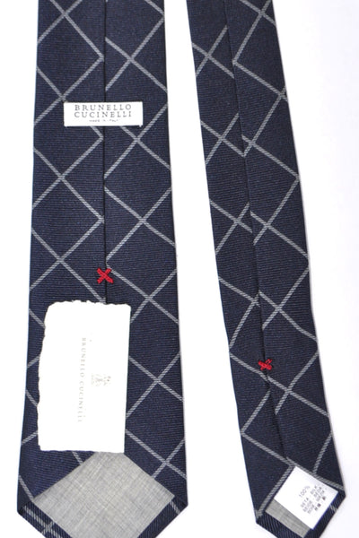 Brunello Cucinelli Silk Ties