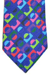 Duchamp Tie Multicolor Design