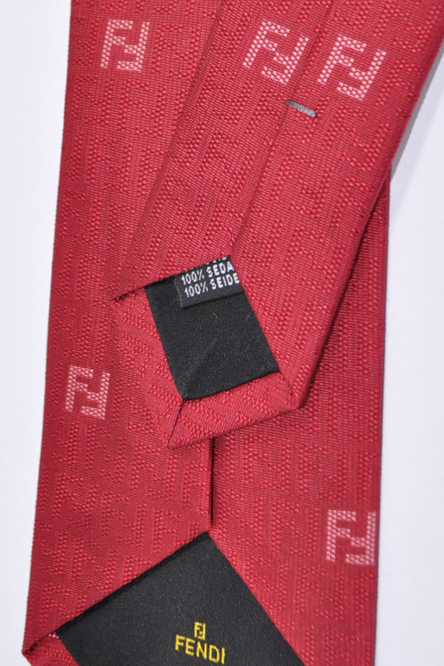 Fendi Silk Ties