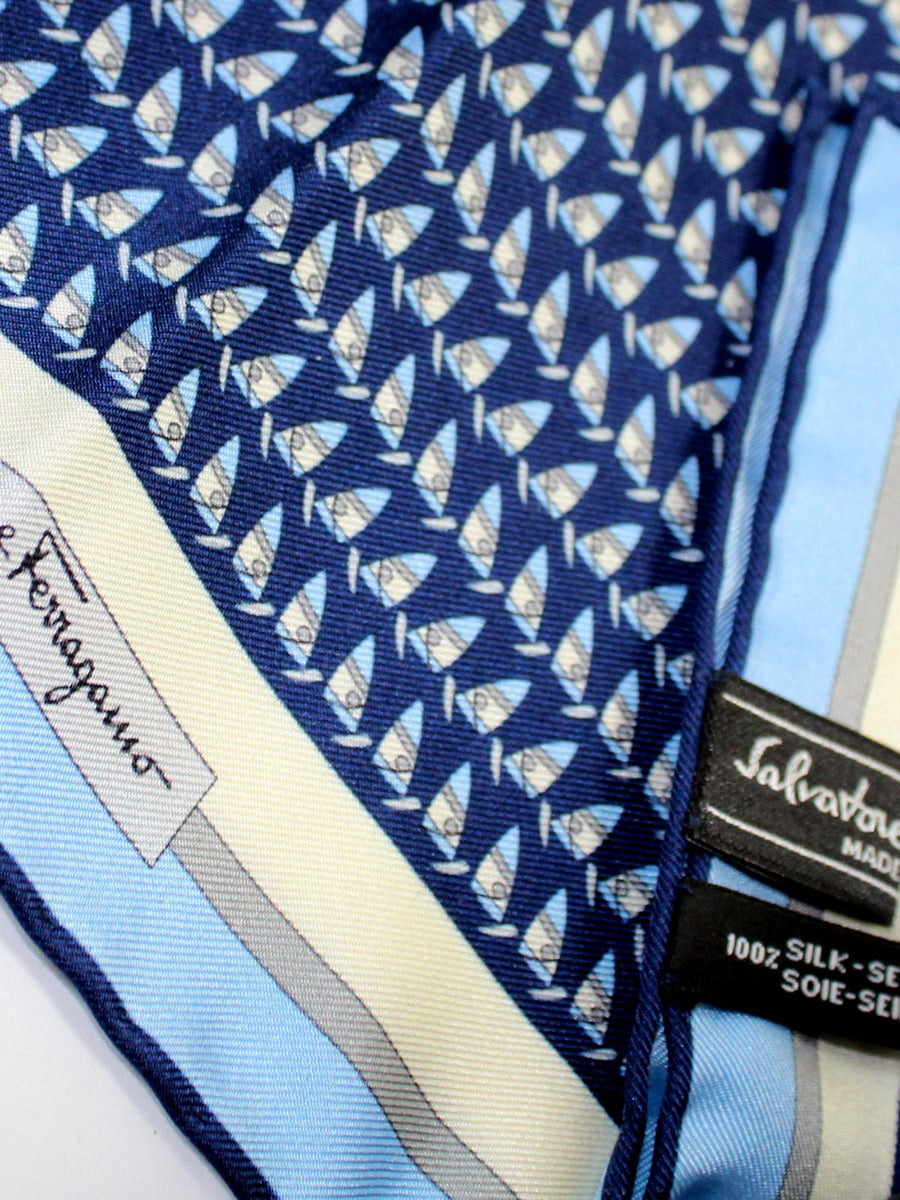 Salvatore Ferragamo Pocket Square