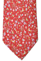 Salvatore Ferragamo Tie Red