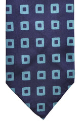 Finamore Unlined Sevenfold Tie