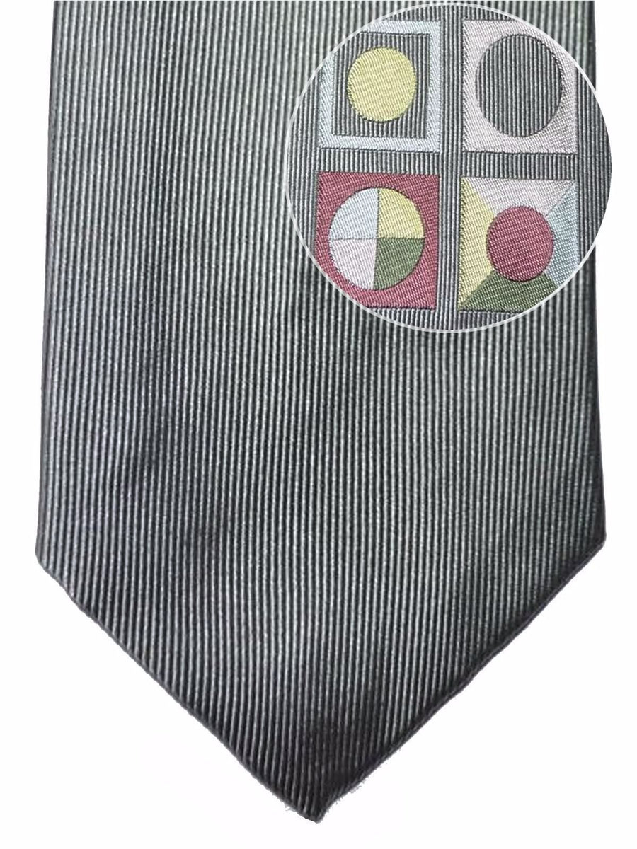Gene Meyer Silk Tie New