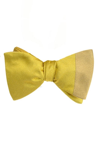 Gene Meyer Bow Tie Chartreuse Olive SALE