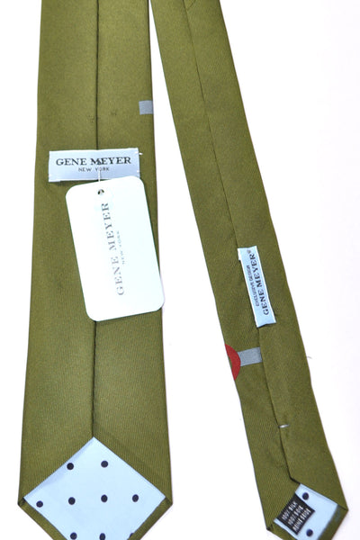 Gene Meyer Ties