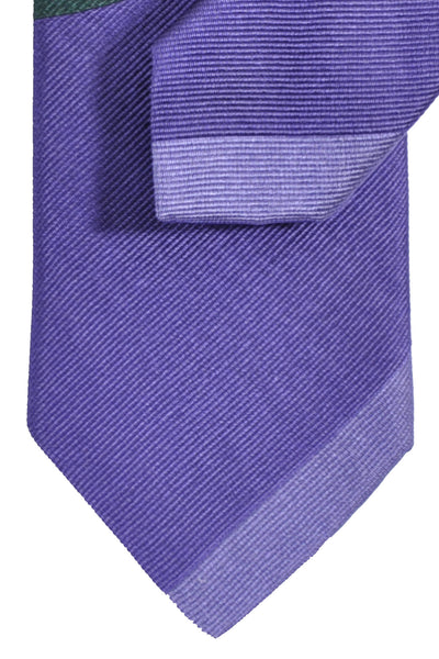 Gene Meyer Tie Purple Green Pink Circles