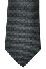 Givenchy Narrow Tie Gray G Logo