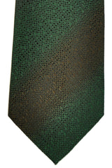 Gucci Tie Green Brown