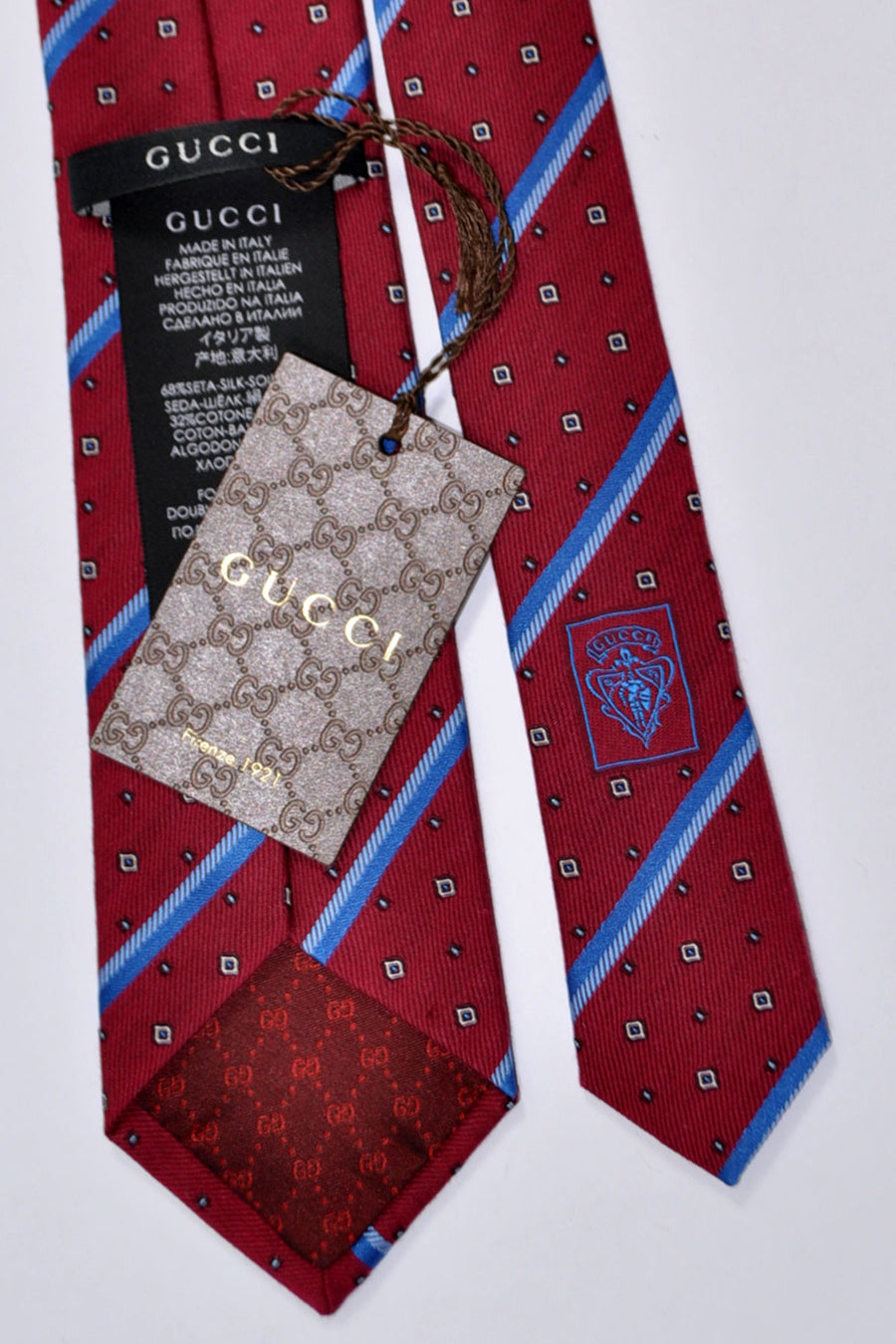 Silk Gucci Ties
