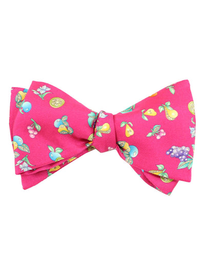 Bowties Fuchsi Pink by Leonard Paris