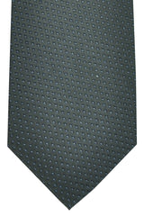 Hugo Boss Tie Black Silver Dots