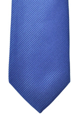 Hugo Boss Tie Royal Blue Stripes - Narrow Tie