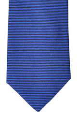 Hugo Boss Tie Navy Royal Blue Grosgrain