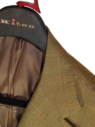 Kiton Sport Coat Brown  Hanger
