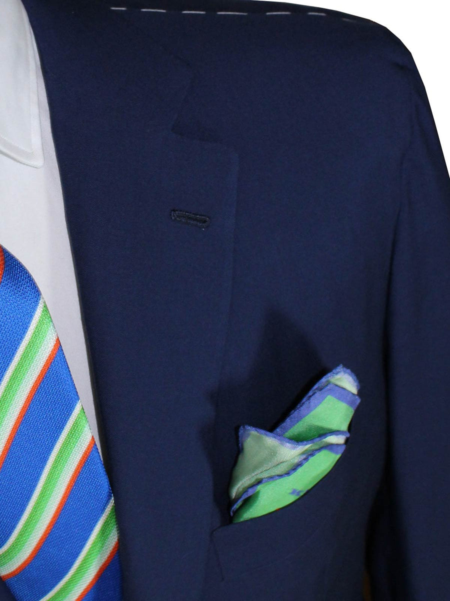 Kiton Sport Coat Dark Blue