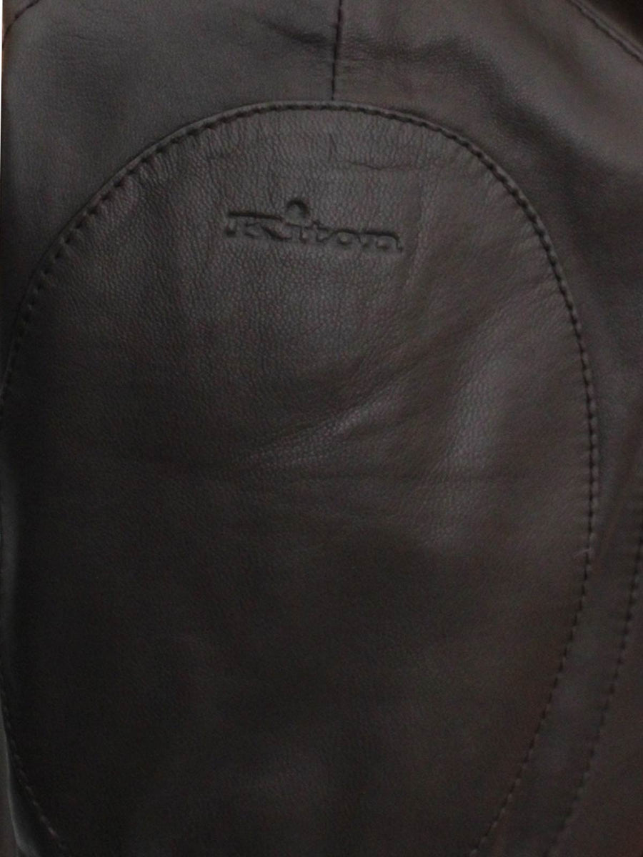 Genuine Kiton leather jacket Brand New