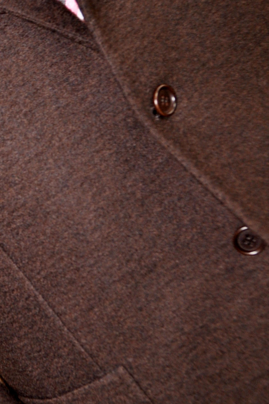 Kiton Sportcoat Brown Cashmere EUR 52 / US 42 R