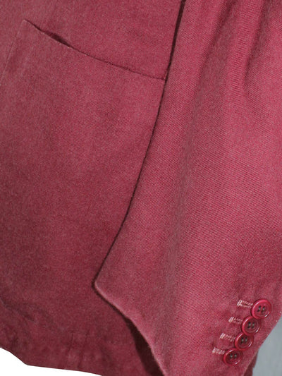 Cranberry Pink Unlined Blazer