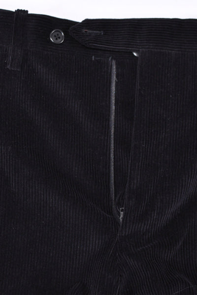 Kiton Suit Dark Navy Pants