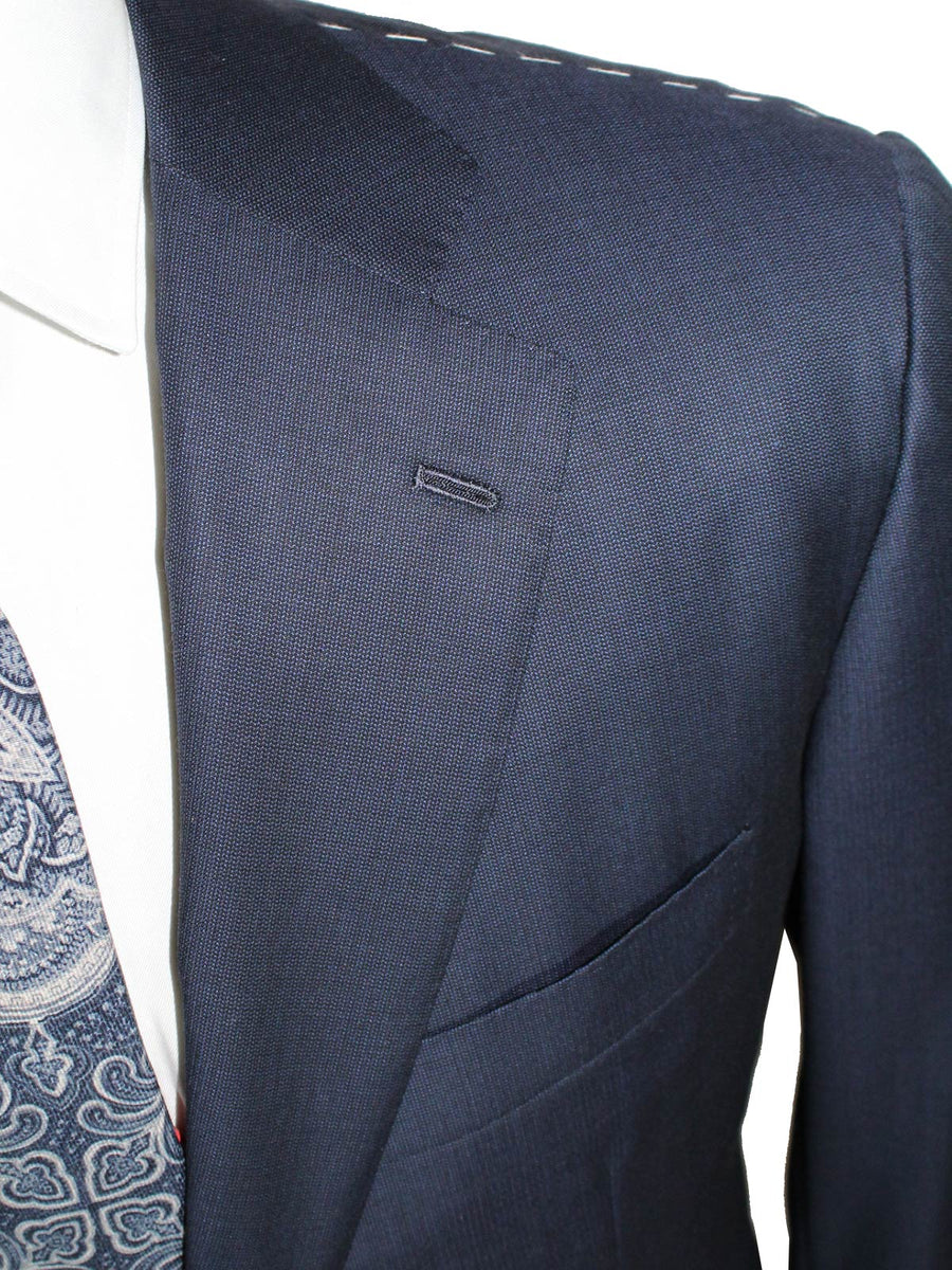 Kiton Suit Midnight Blue 14 Micron