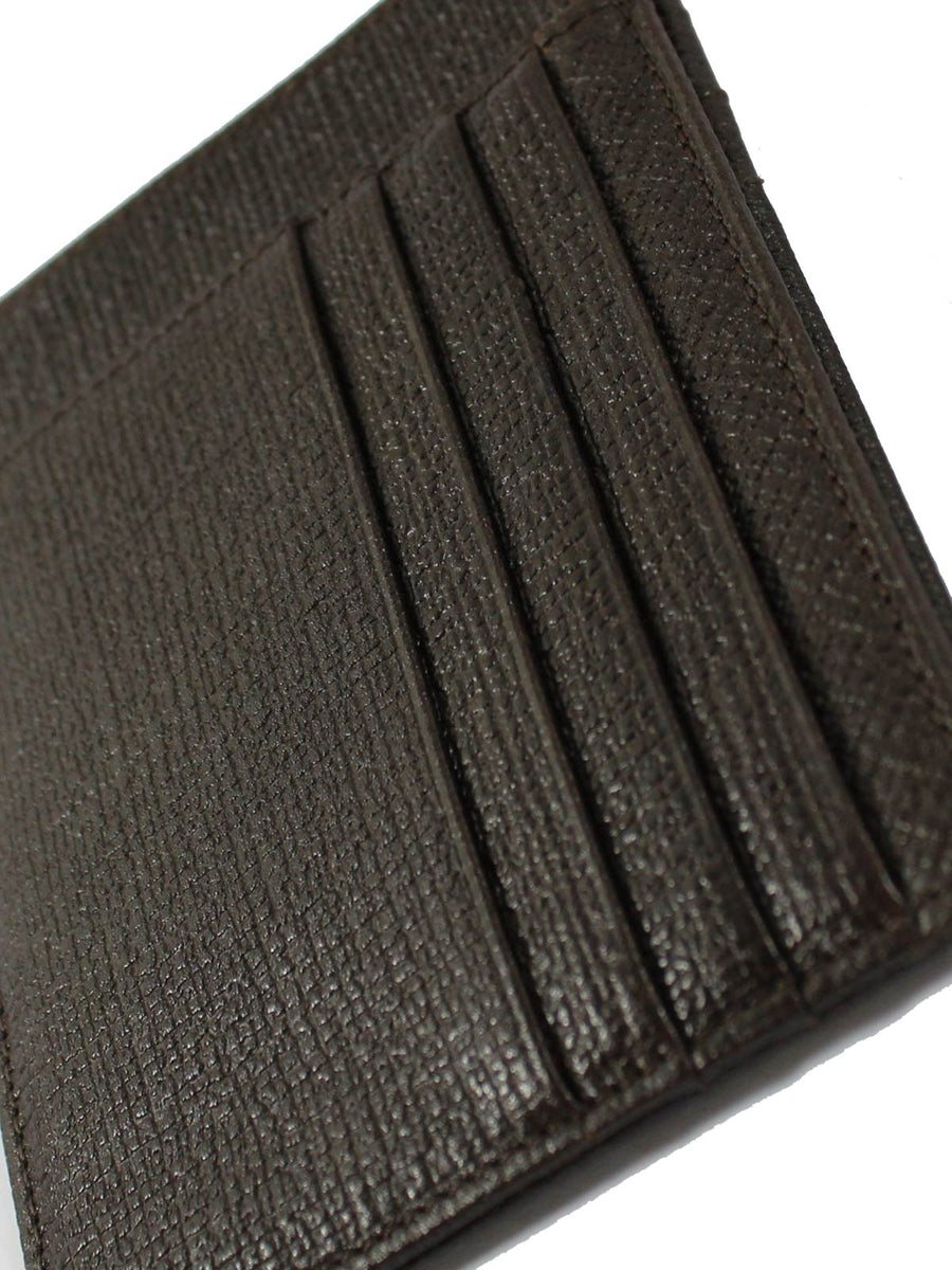 Kiton Wallet Brown Leather Wallet