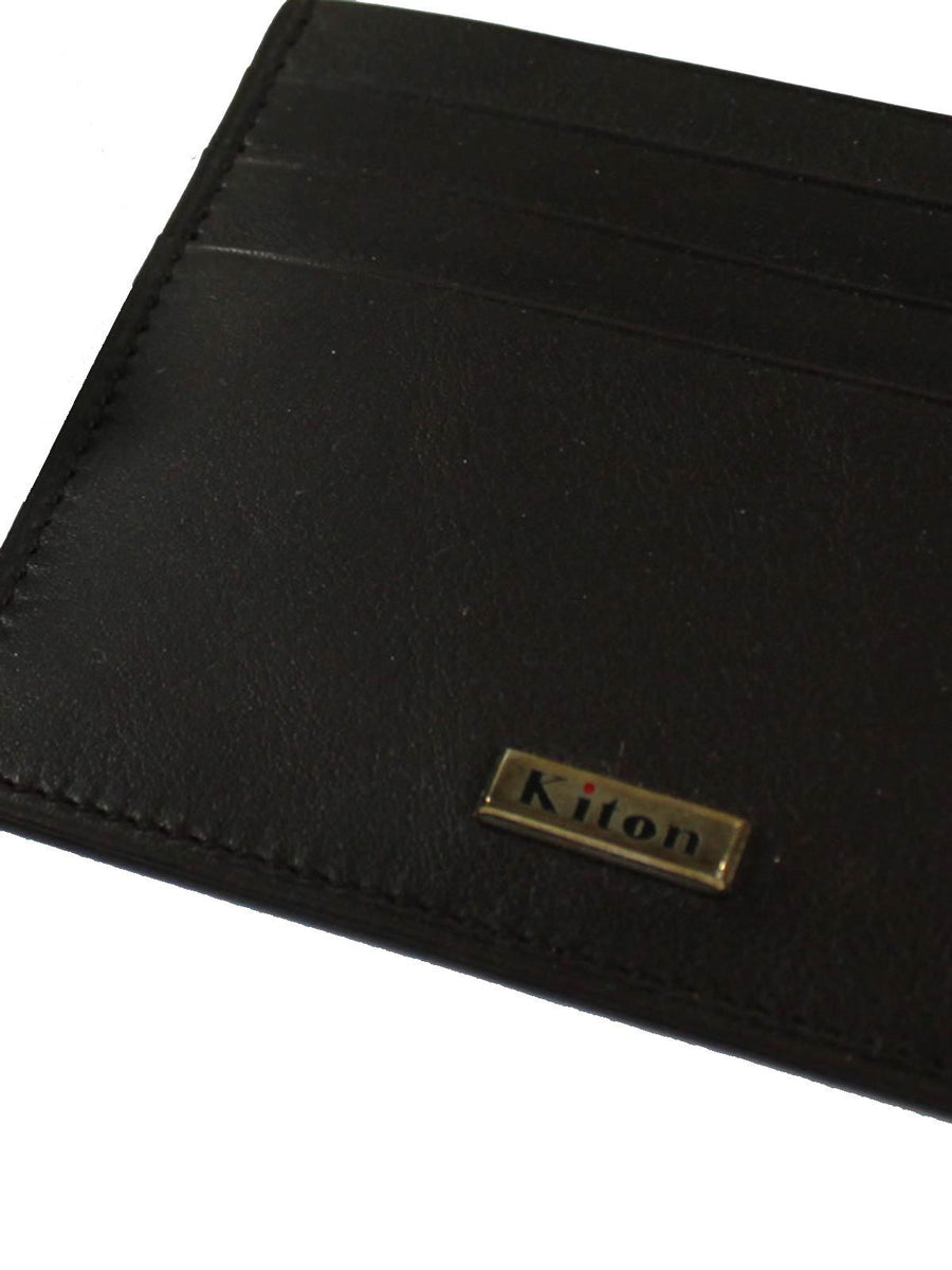 Smooth Leather Credit Card Card Holder