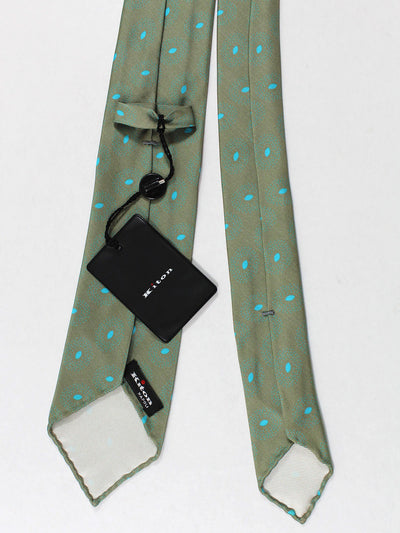 Kiton Silk - Unlined Sevenfold Necktie
