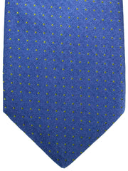 Kiton Tie Green Pink Paisley - Sevenfold SALE