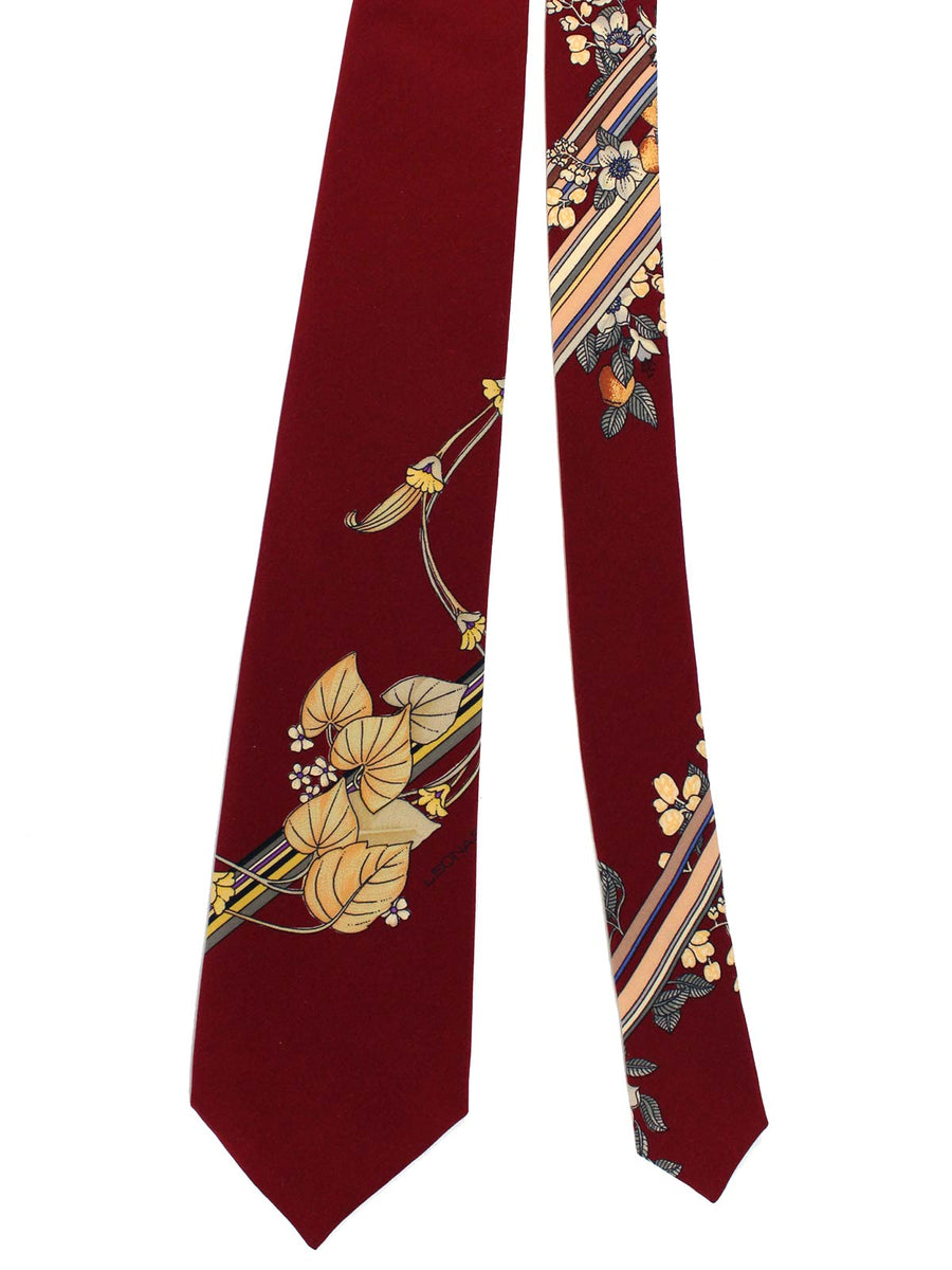 Leonard Paris Tie  Vintage Collection