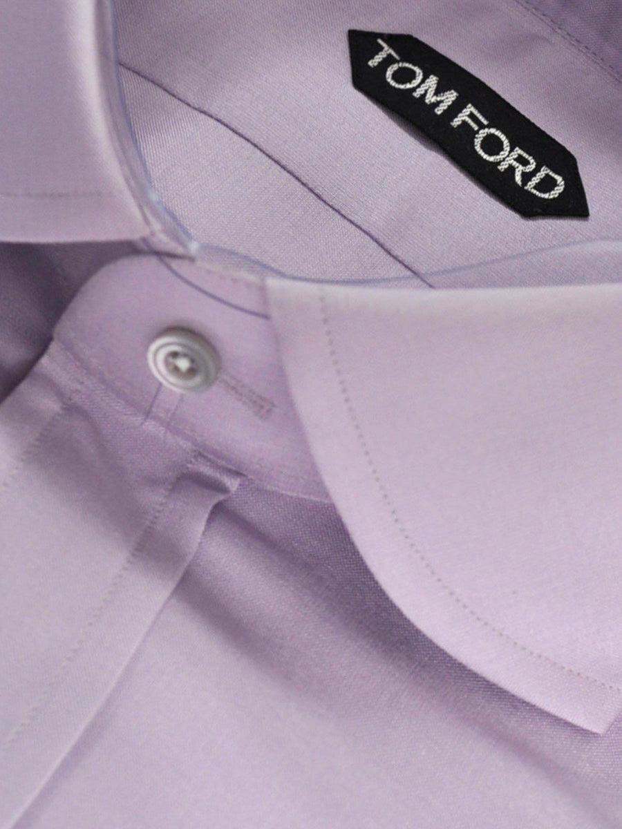 Tom Ford Dress Shirt Lilac