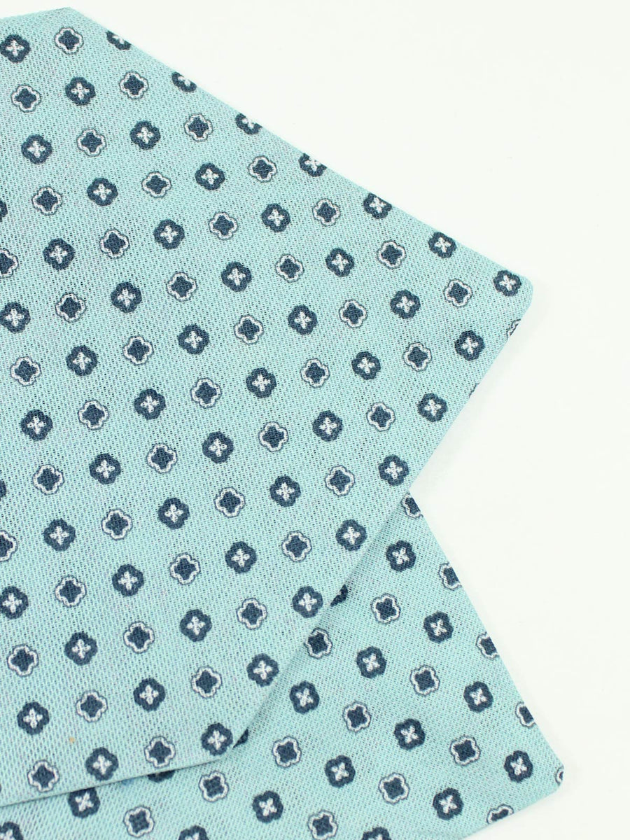 New men ascot tie by Luigi Monaco