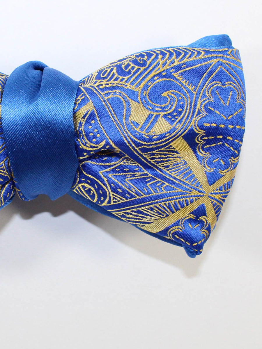 Le Noeud Papillon Bow Tie Blue Design