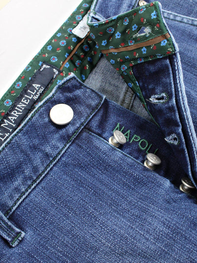 Jeans Button Fly