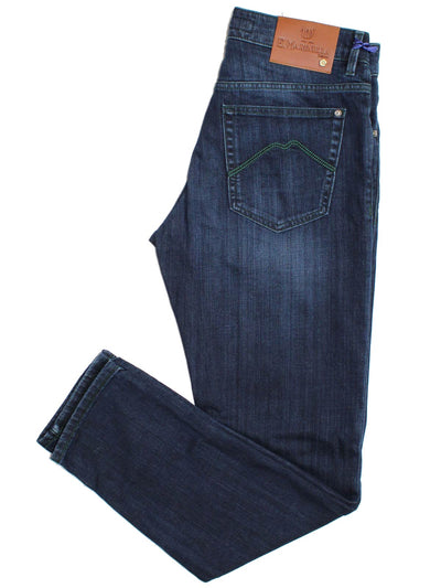 Marinella Jeans Dark Blue