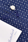 Mattabisch Shirt Navy Genuine