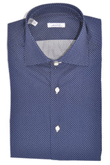 Mattabisch Shirt Navy Dots