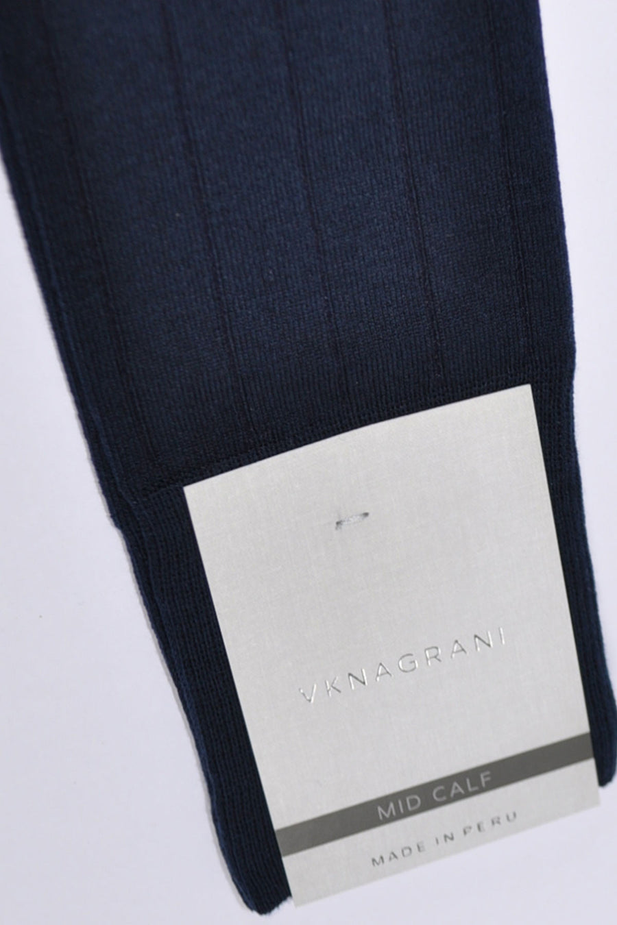 VK Nagrani Men Socks Navy