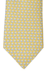 Salvatore Ferragamo Tie Yellow Fish - Spring / Summer 2016