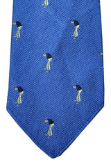 Polo Ralph Lauren Tie Blue Golf