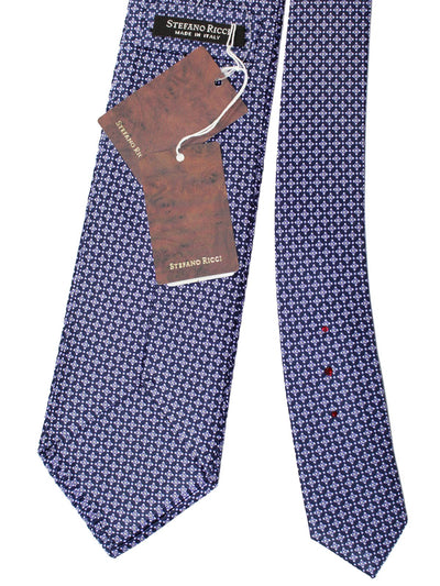 Genuine pleated silk ties