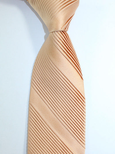 Stefano Ricci Pleated Silk Tie
