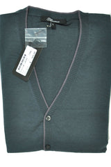 Riviera Cashmere Cardigan Gray Men
