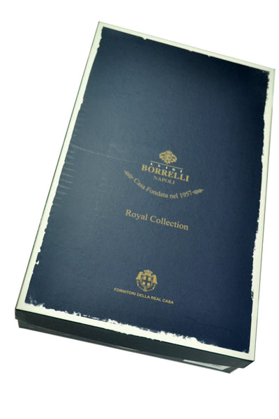 Luigi Borrelli Shirt Royal Collection Gift Box
