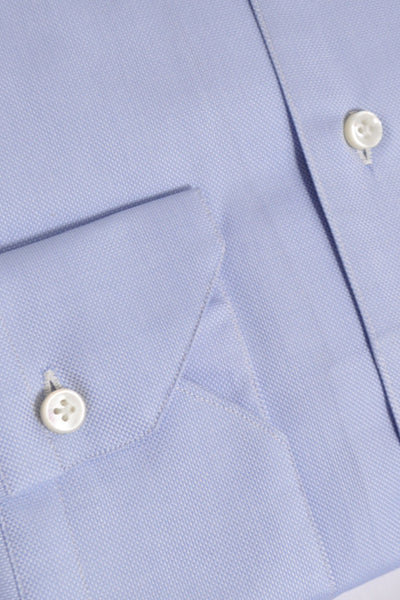 Sartorio Dress Shirt Light Blue 38 - 15