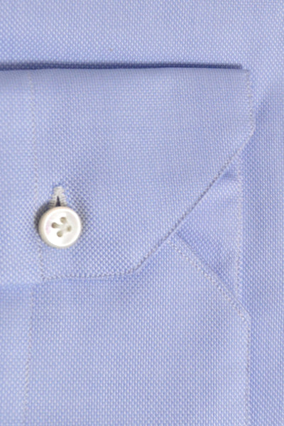 Sartorio Dress Shirt Light Blue Cuffs
