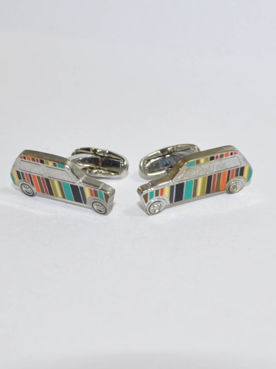 Paul Smith Cufflinks Mini Cooper Design